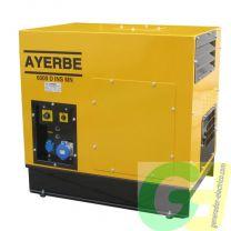 Ayerbe AY6000-D-LB-INS-MN-E Insonorizado Yanmar Diesel