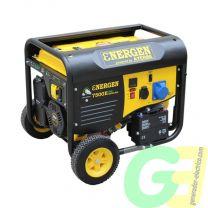 Ayerbe Energen 7500 Dual Gasolina/Gas Arranque Eléctrico